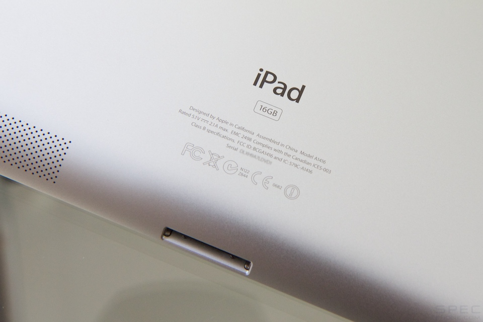 Review The new iPad iPad 3 19