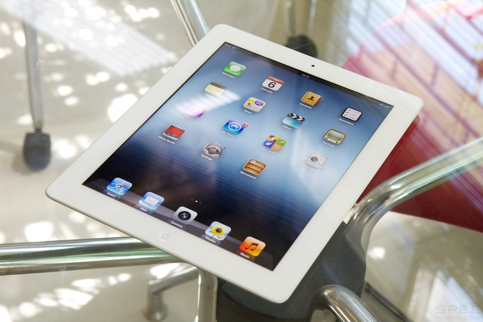 Review The new iPad iPad 3 30