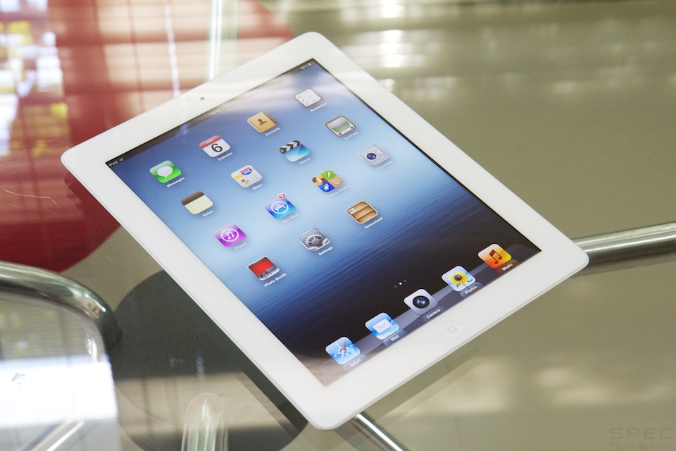 Review The new iPad iPad 3 32