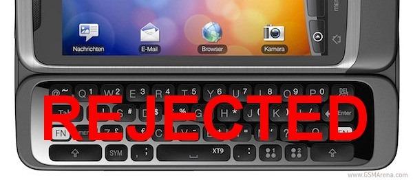 ขาพิมพ์เศร้า.. HTC อาจไม่ทำสมาร์ทโฟนพร้อมปุ่มกด QWERTY อีกแล้ว
