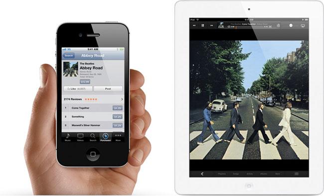 itunes cloud iphone ipad