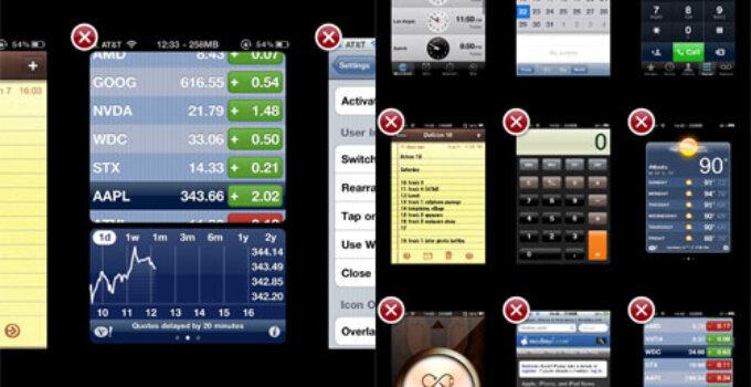 เปลี่ยนสไตล์ Multitask สุดเชยของ iOS ให้ดูเท่ห์ทันตาด้วย Multifl0w