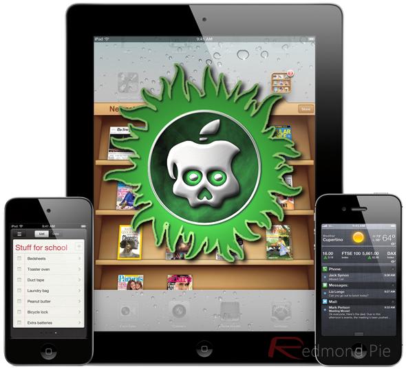Absinthe iOS 5.1