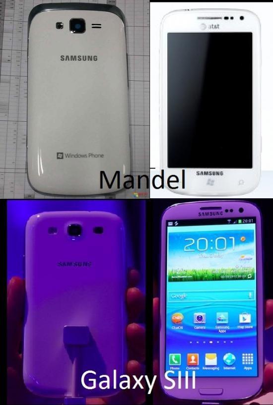 ต้นแบบมือถือ Windows Phone รุ่นใหม่จาก Samsung หลุดมาแล้ว พิมพ์เดียวกับ Galaxy S III เป๊ะ !!