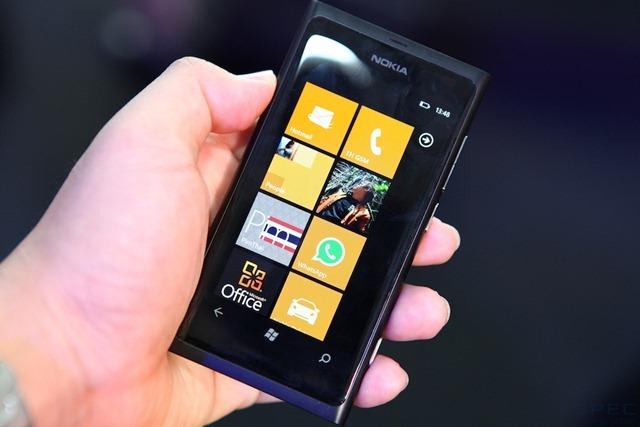 Nokia Lumia Opening 11