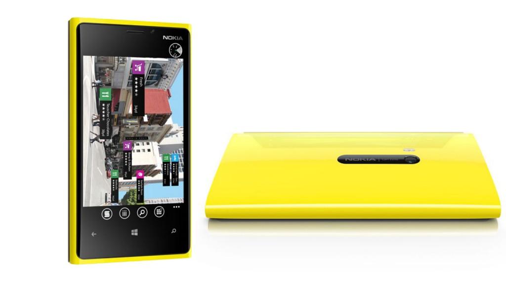 2012 New Nokia Lumia 920 Images