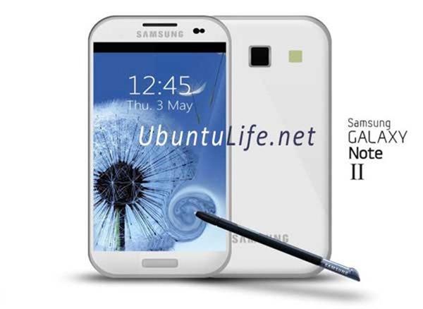 Samsung Galaxy Note 2 มาแน่ตุลาคมนี้ พร้อมข้อดีจอใหญ่ขึ้น ความละเอียดสูงขึ้น
