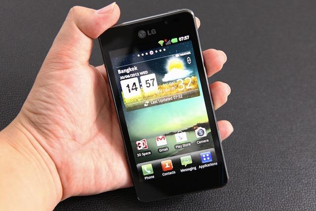 LG Optimus 3D MAX 25