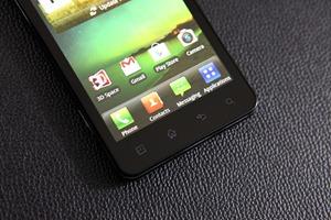 LG Optimus 3D MAX 3