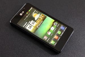 LG Optimus 3D MAX 4