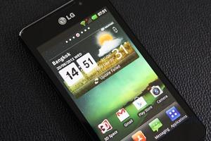 LG Optimus 3D MAX 6