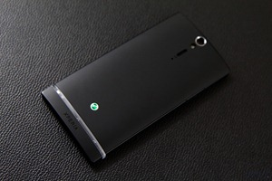 Review Sony Xperia S  11