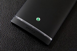 Review Sony Xperia S  13