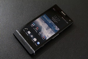 Review Sony Xperia S  1