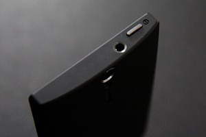 Review Sony Xperia S  9