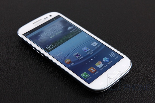 Samsung Galaxy S3 Review 6