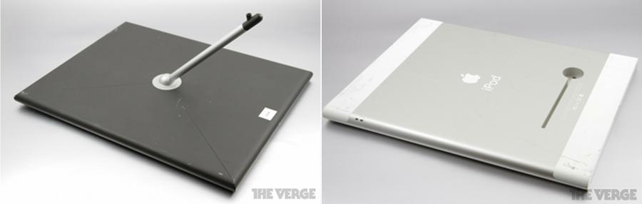 รวมรูปต้นแบบ iPhone และ iPad ที่มาจากเอกสารคดี Apple / Samsung