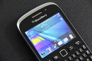 BlackBerry Curve 9360 Review 3
