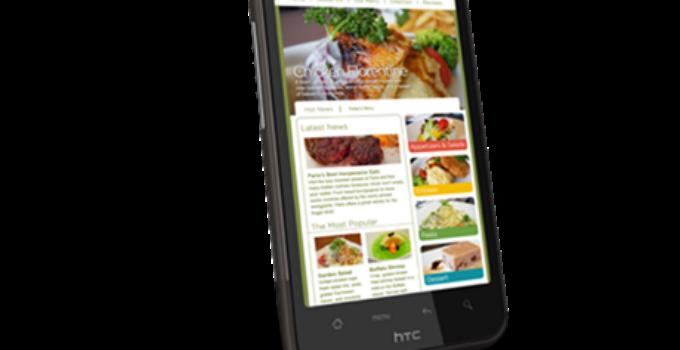 HTC Desire HD thumb