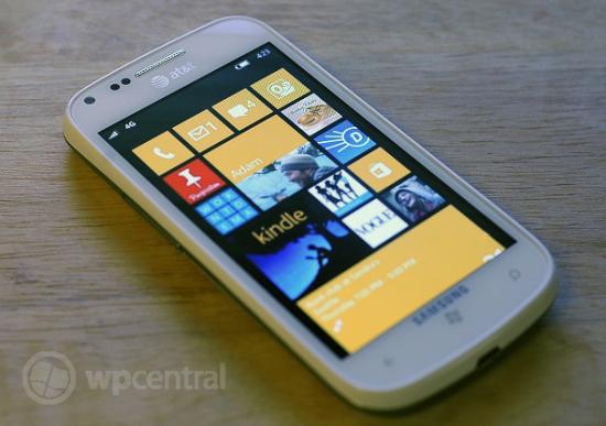 Windows Phone 78