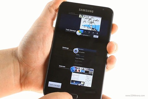 อัพเดต ICS ของ Samsung Galaxy Note เริ่มมาในยุโรปแล้ว แต่….
