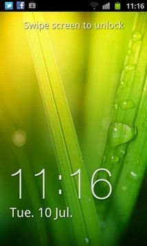 Samsung TouchWiz Android 2.3 2012 interface
