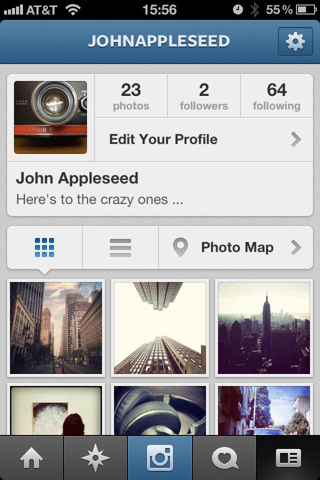 Instagram ปล่อยอัพเดตล่าสุด เพิ่ม UI แบบใหม่ พร้อมแท็กรูปลงแผนที่ได้แล้ว