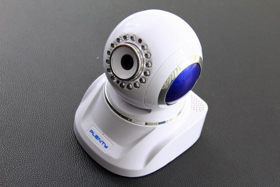 Plenty Wireless IP Camera กับการใช้งานจากสมาร์ทโฟนของคุณ