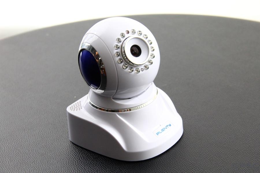 Plenty IP Camera Wireless Review 0031