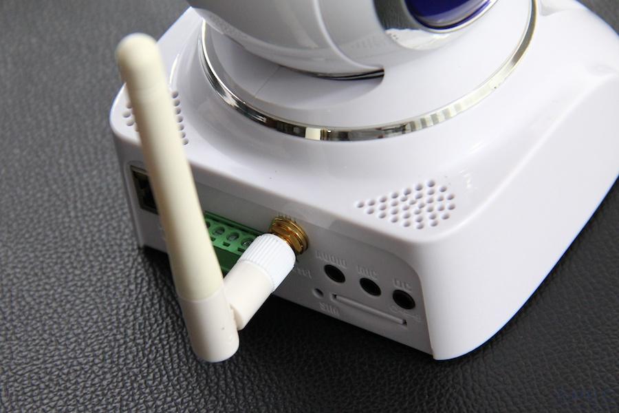 Plenty IP Camera Wireless Review 007