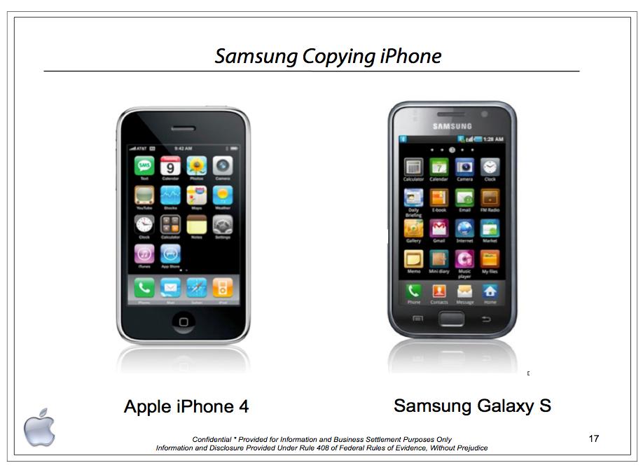 Apple เคยเสนอค่าสิทธิบัตรมหาโหดกับ Samsung ในปี 2010 พร้อมข้อเสนอลดราคาให้ 20%