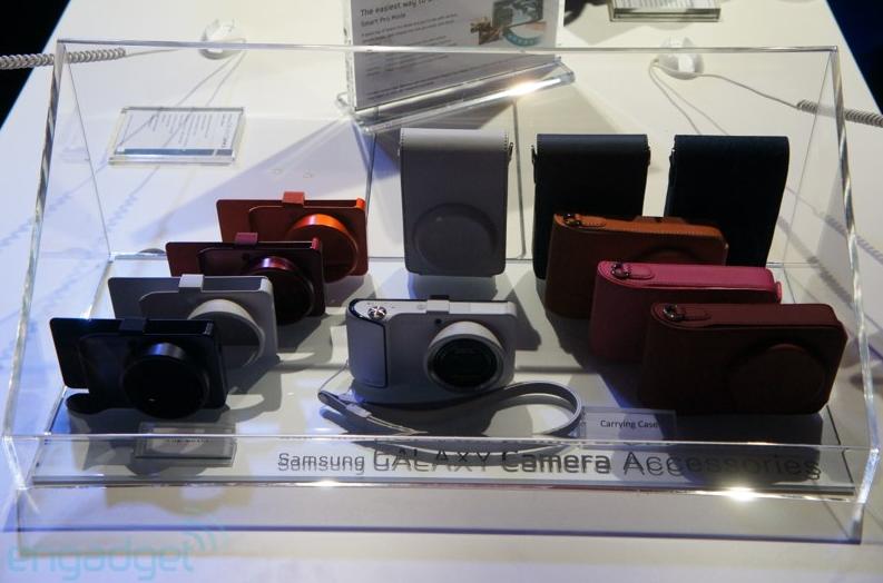 เคส Samsung Galaxy Camera เปิดตัวแล้ว ส่วนราคาคงต้องรอไปก่อน