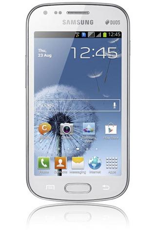 Samsung เปิดตัว Galaxy S Duos อย่างเป็นทางการ