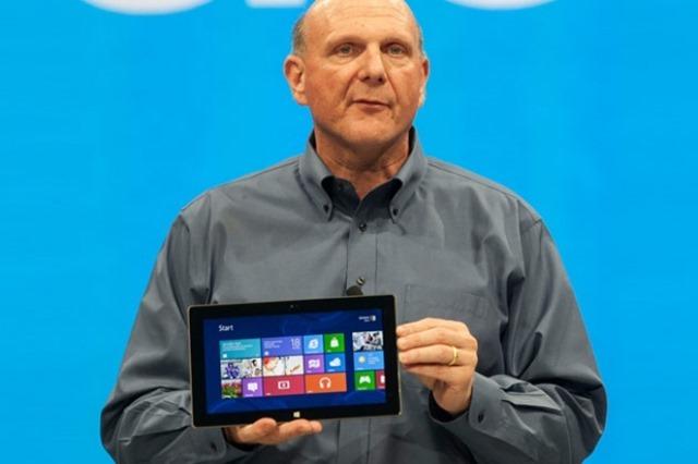 Microsoft บอกเสียใจเเต่ไม่เเคร์ ถ้า Surface จะทำให้ผู้ผลิตบางรายไม่พอใจจนถอนตัวไปจากตลาด