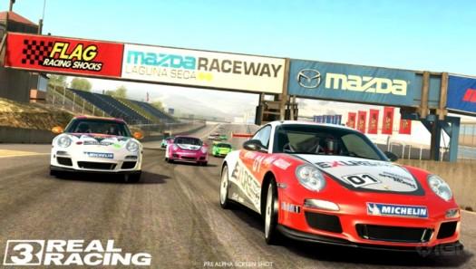 ขาซิ่งเตรียมตัว EA ปล่อยเทรลเลอร์เกม Real Racing 3 มาแล้ว คาดออกตัวเต็มปลายปีนี้