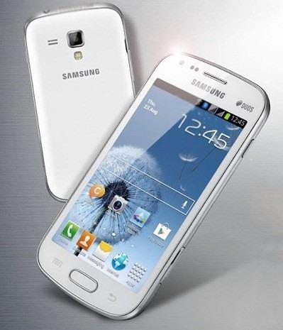 Samsung Galaxy S Duos สมาร์ทโฟน Android สองซิมระดับกลางจาก Samsung