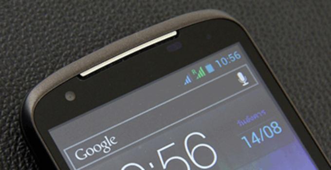 รีวิว i-mobile i-STYLE Q2 : มือถือ Android ราคาสุดคุ้มพร้อมจอ IPS