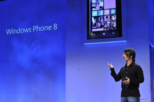 Windows Phone 8 อาจเปิดตัววันที่ 29 ตุลาคม ห่างจาก Windows 8 เพียงสามวัน