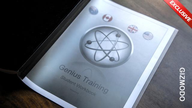 หลุด !! คู่มือพนักงาน Apple Genius มีคำต้องห้ามที่ห้ามให้ลูกค้าได้ยิน / พนักงานได้ iCloud ฟรี 50 GB