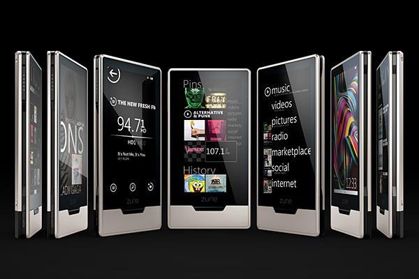 Nokia เตรียมออก Windows Phone 8 หน้าตาคล้าย Zune ออกปี 2013