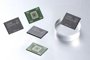 Samsung ผลิตพื้นที่เก็บข้อมูลเเบบฝังได้ขนาด 128 GB เตรียมพบได้ในมือถือปีหน้า
