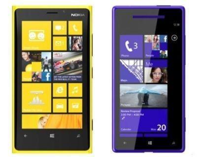Nokia จ่องฟ้อง HTC ฐานลอกดีไซน์ของ Lumia