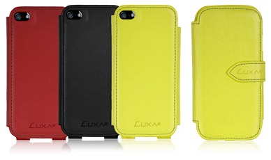 LUXA2 - Autumn iPhone 5 Leather Case