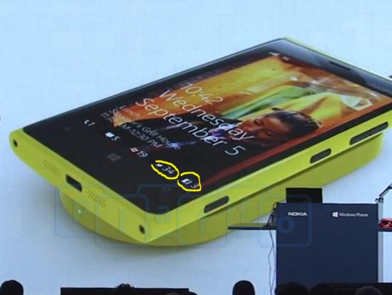 พบหลักฐานหน้าจอล็อคสกรีนของ Windows Phone 8 มีเเจ้งเตือน Twitter เเละ Facebook