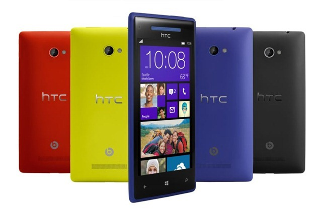 "HTC เปิดตัว Windows Phone 8 สองรุ่น ""8X"" เเละ ""8S"" พร้อมฟีเจอร์ที่น่าสนใจต่างไปจาก Lumia"