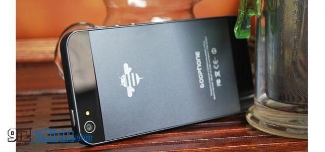 GooPhone ในจีนเตรียมยื่นฟ้อง Apple หาก iPhone 5 ออกมาหน้าตาเหมือนของตน