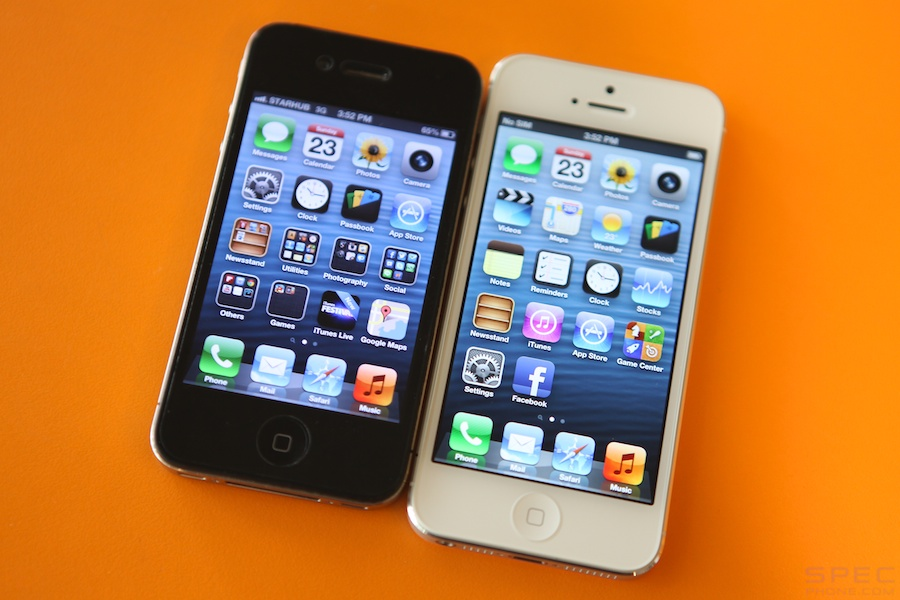 iPhone 5 Review 007