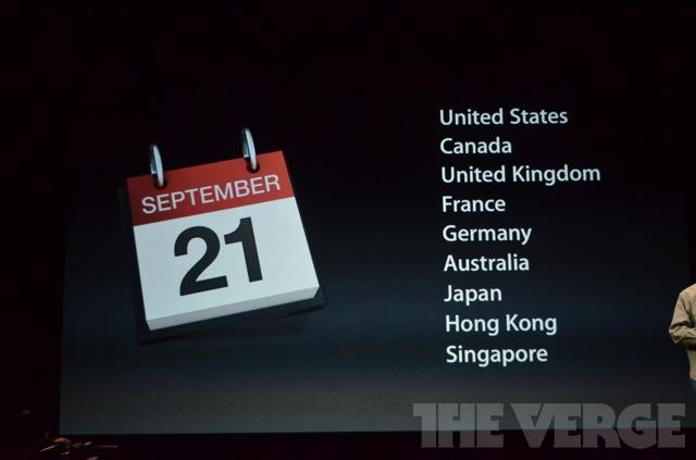 คนรอหิ้วเตรียมตัว ราคา iPhone 5 แต่ละประเทศมาแล้ว (อัพเดตราคาเครื่อง U.S. Unlocked สุดถูก)