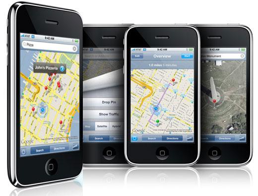 ความจริงเปิดเผย Apple เลือกใส่ Google Maps ลง iPhone ครั้งแรกก่อนเปิดตัวแค่ 1 สัปดาห์