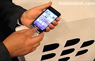 มาเเล้ว วีดีโอสาธิตของ BlackBerry ซีรีย์ L หน้าจอทัชสกรีน